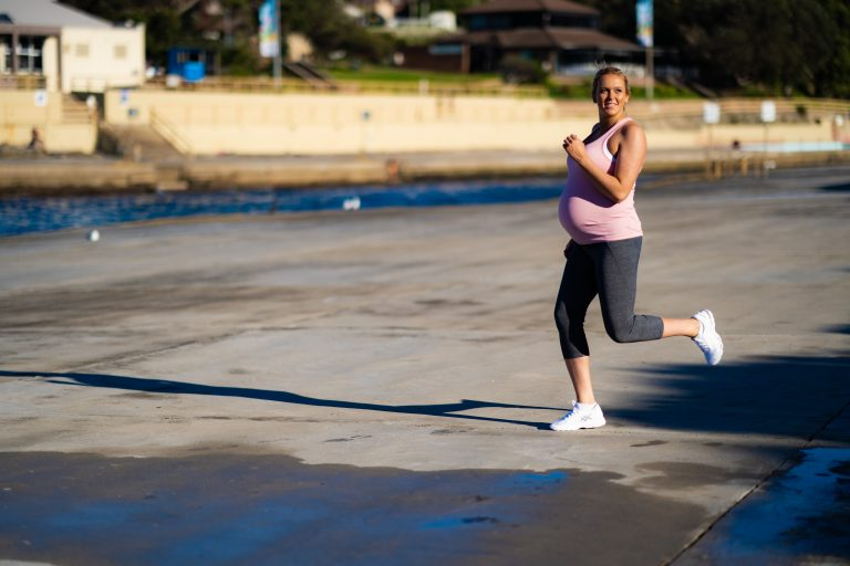 Is it safe to run during pregnancy?
